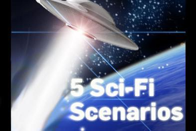 Five sci-fi scenarios that will come true
