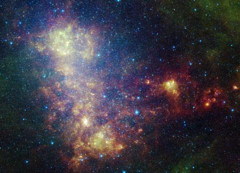 Hot space projects produce cool cosmic discoveries