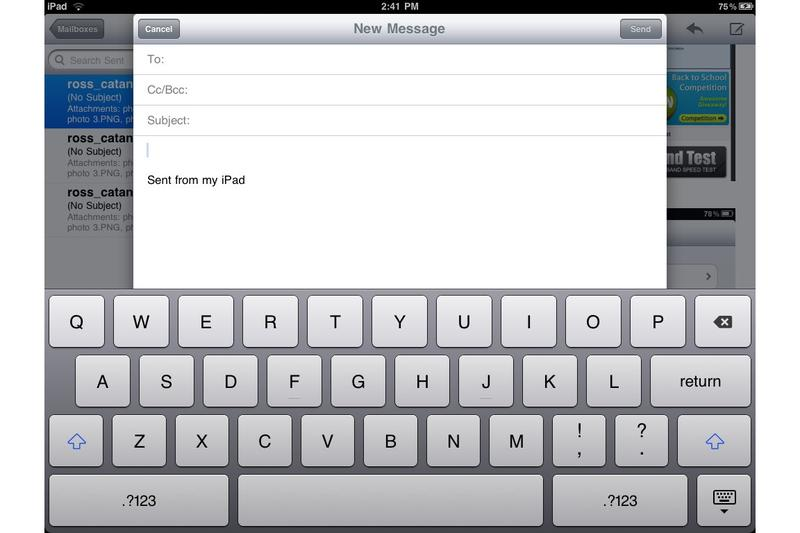 Apple iPad: How do the apps shape up?