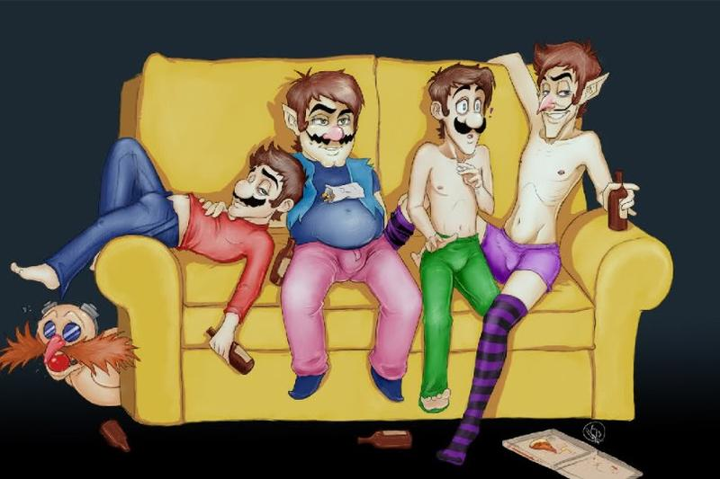 In pictures: The creepiest video game fan art of all time