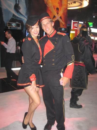 E3 2010: Glorious booth babes
