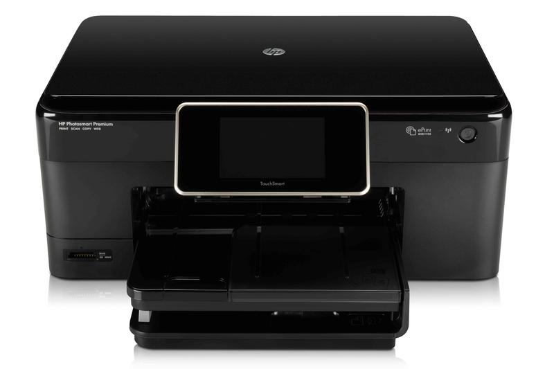 Up close: HP e-All-in-One printers