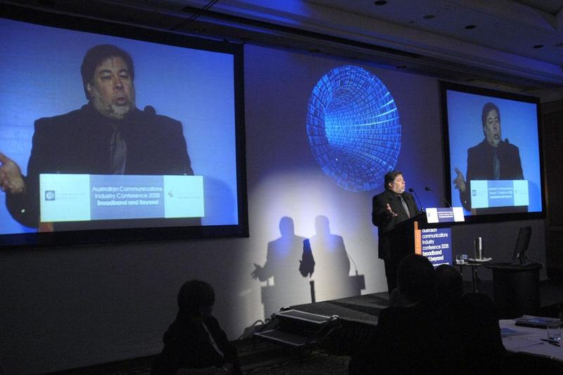 Slideshow: An insight into the Woz