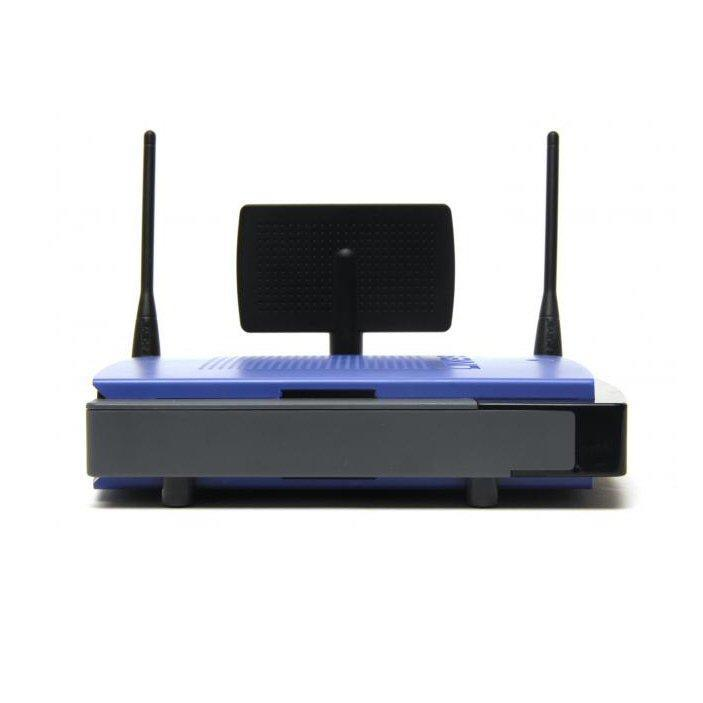 Linksys Wireless-N Broadband Router (WRT160N)