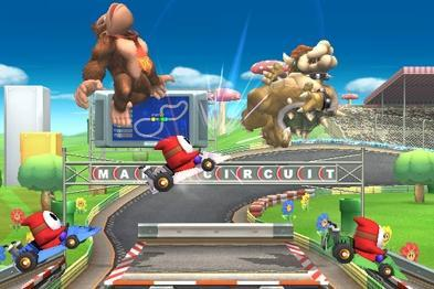 In Pictures: Super Mario Smash Brothers Brawl