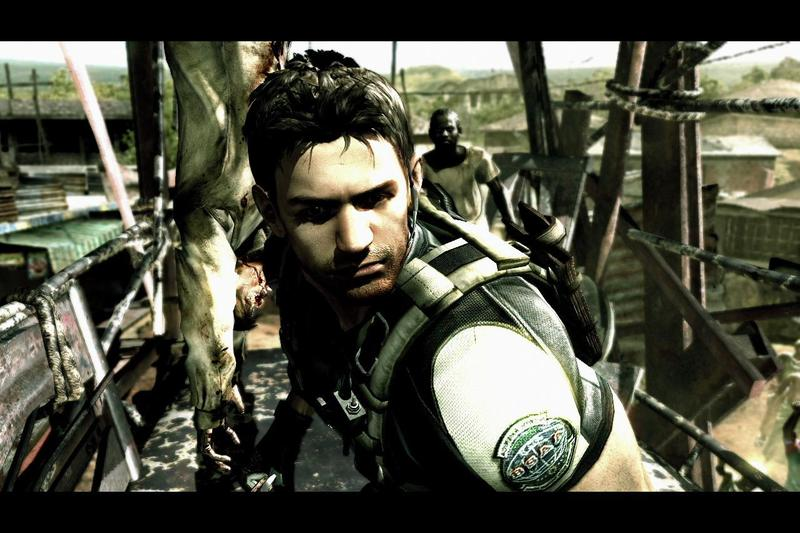 The Resident Evil 5 in Pictures
