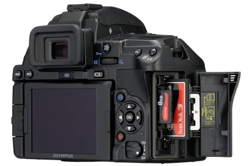In pictures: Olympus E-5 digital SLR