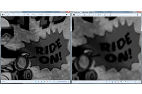 Solve photo problems with image-editing tools