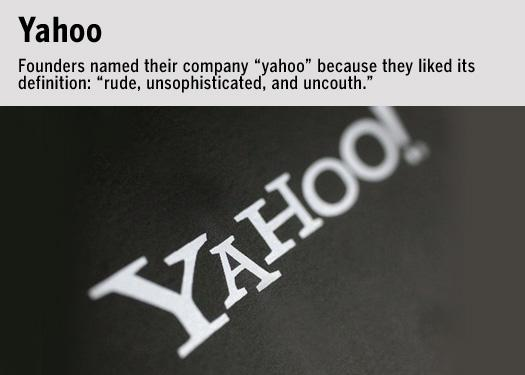 How six memorable tech companies got their names