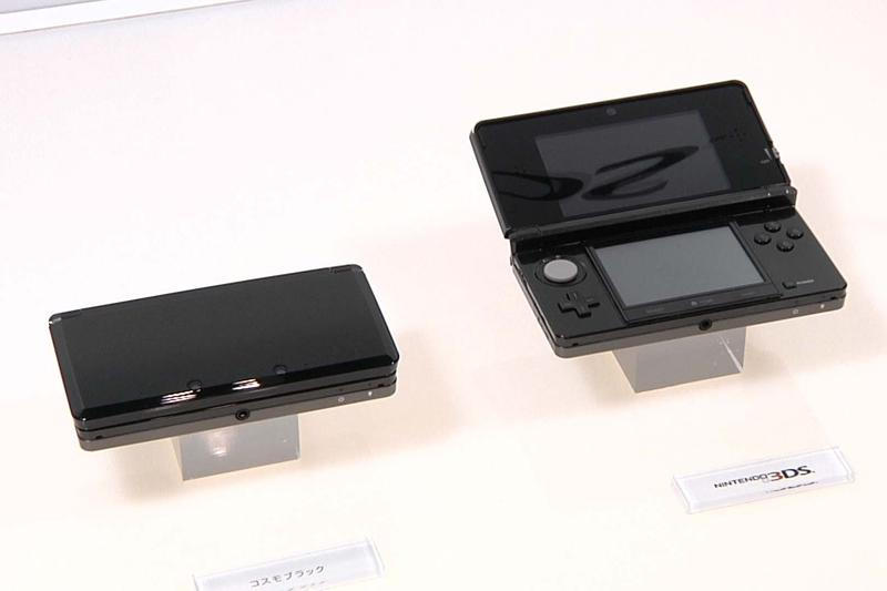 Nintendo 3DS 101: pricing, launch date, tech & games