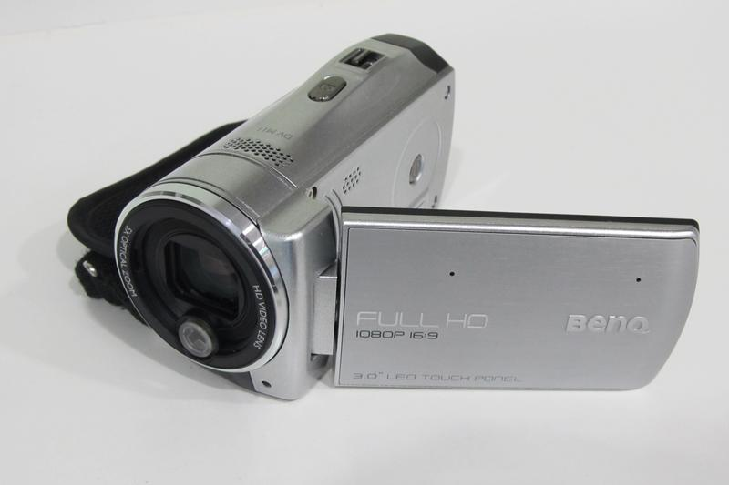 BenQ storms video market with entry-level 3D camcorders