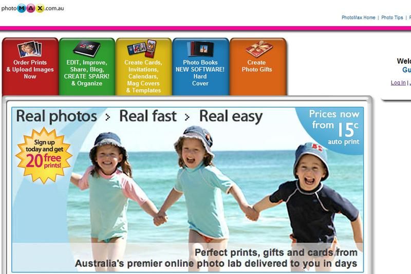 Best photo printing Web sites