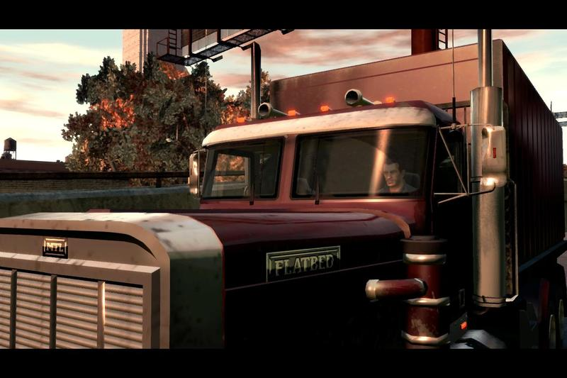 New GTA IV Trailer hits!