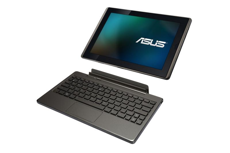 Asustek unveils Honeycomb, Windows 7 tablets