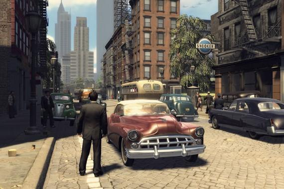 In Pictures: Mafia II
