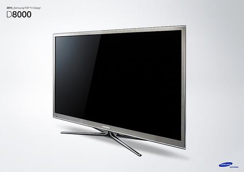 In pictures: Samsung's LED and plasma TVs from CES 2011
