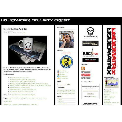 20 useful IT security Web sites