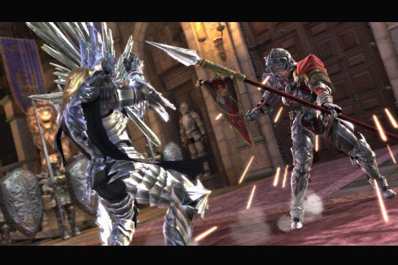 In Pictures: Soul Calibur IV