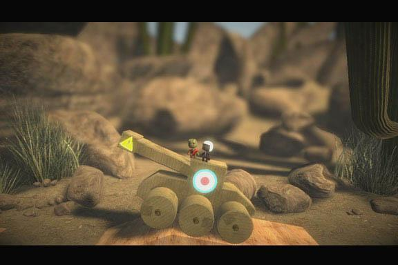 In Pictures: LittleBigPlanet