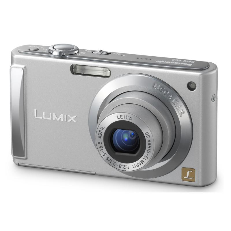 Panasonic's new Lumix cameras