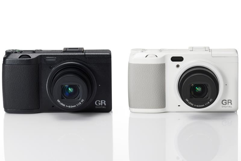 In pictures: The Ricoh GR Digital IV
