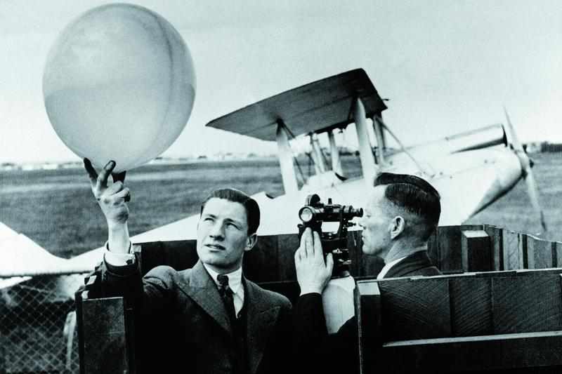 Everywhere you go: 100 years of weather forecasting