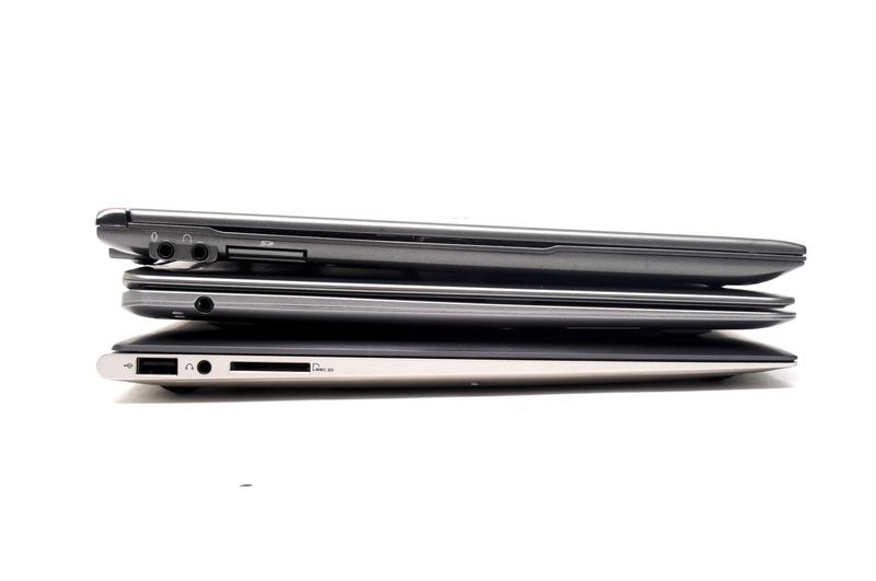 Ultrabook comparison
