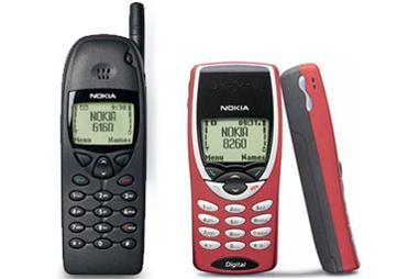 In Pictures: A History of Cell Phones