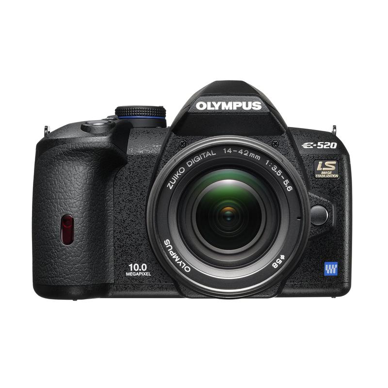 New SLR from Olympus