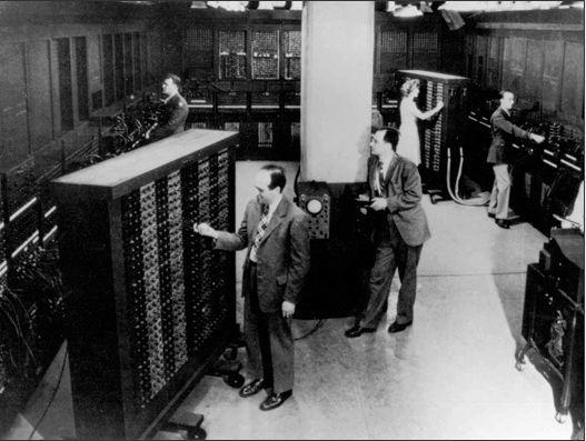 In Pictures: ENIAC, world's first digital computer, turns 66