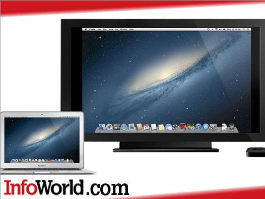 In Pictures: A sneak peek at Apple's upcoming OS X Mountain Lion
