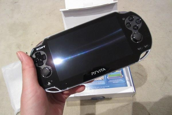 PlayStation Vita hits Aussie shores