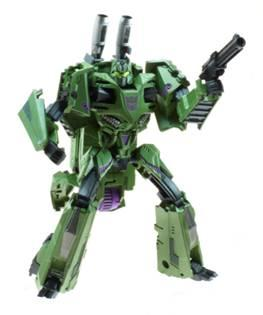 IN PICTURES: Hasbro action figures to commemorate Transformers: Fall of Cybertron game