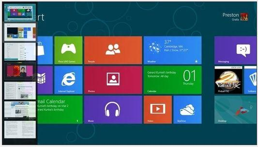 In Pictures: A deep dive into Windows 8 Consumer Preview