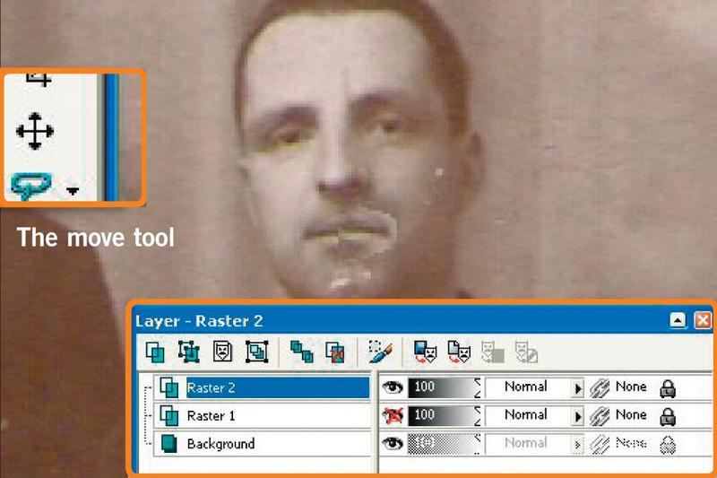 In Pictures: How to Clean and Retouch Old Photos with Paint Shop Pro