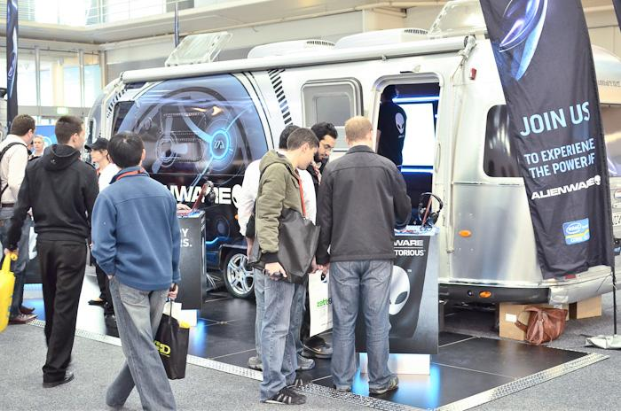 In Pictures: CeBIT Australia 2012
