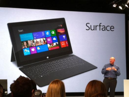 In Pictures: Cool features of Microsoft Surface tablets