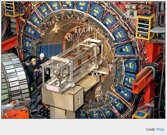 In Pictures: The Higgs boson phenomenon