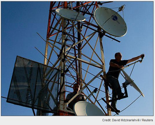In Pictures: The fascinating world of the ubiquitous antenna