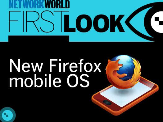 In Pictures: New Firefox mobile OS