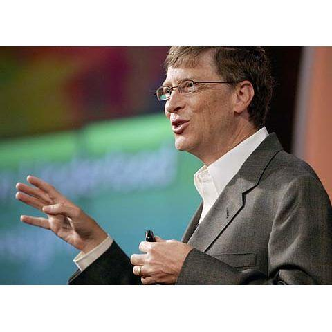 Bill Gates in pictures: A retrospective