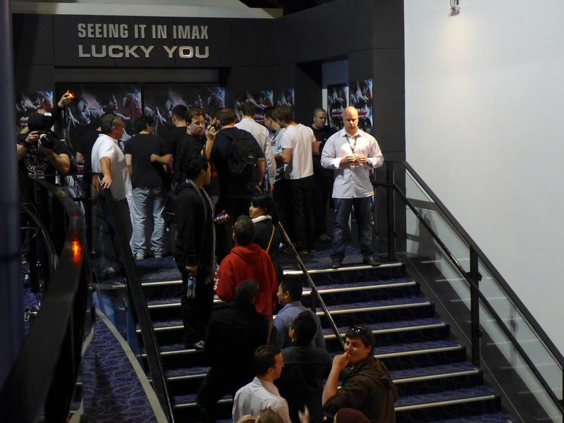 IN PICTURES: Tekken at IMAX breaks Guinness World Record