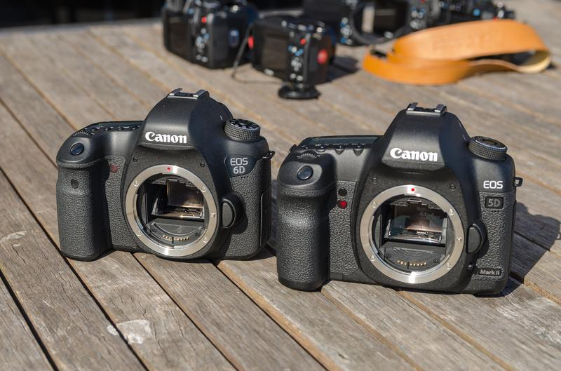 In pictures: the Canon EOS 6D