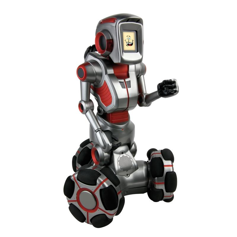New from WowWee: the most sophisticated robot toys yet!