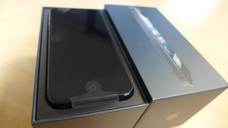 Apple iPhone 5: We go hands-on