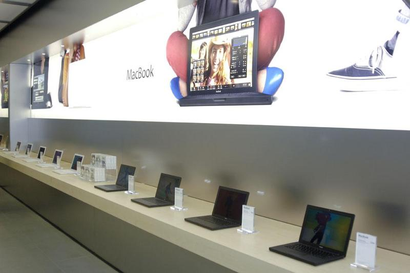 In pictures: Apple Store Sydney