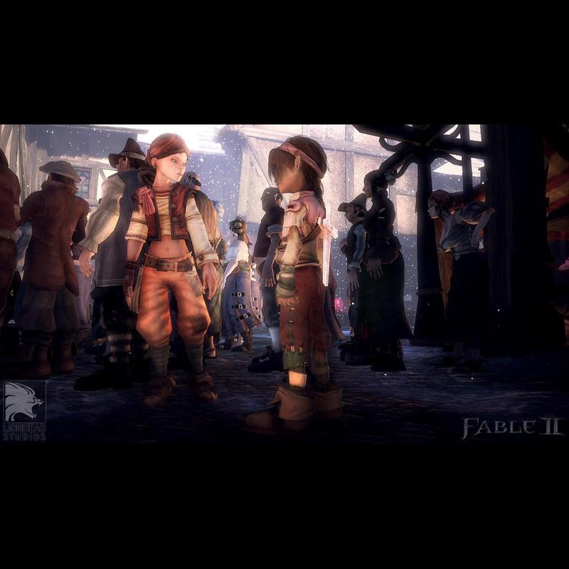 In pictures: Fable II