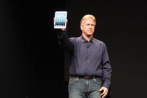 Apple unveils iPad mini and fourth-generation iPad