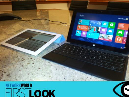 In Pictures: Windows 8 Surface RT