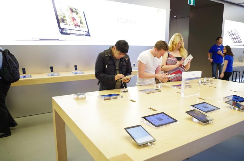 In pictures: iPad mini launch and hands-on